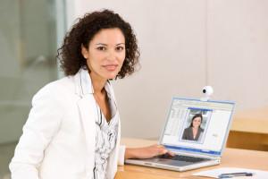 Webcam to Polycom Bridging